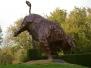 Monumental Dancing Bull